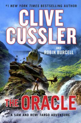 The Oracle (A Sam and Remi Fargo Adventure #11) Cover Image