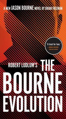 Robert Ludlum's The Bourne Evolution (Jason Bourne #15) Cover Image