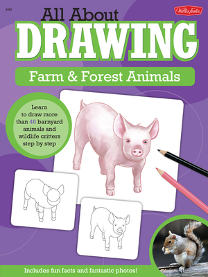 All about Drawing Farm & Forest Animals Cover