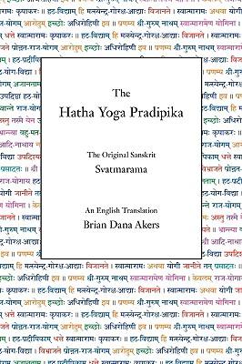 The Hatha Yoga Pradipika Cover