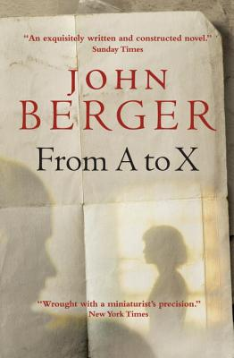 From A to X: A Story in Letters Cover Image
