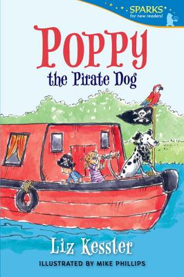 Poppy the Pirate Dog (Candlewick Sparks) Cover Image