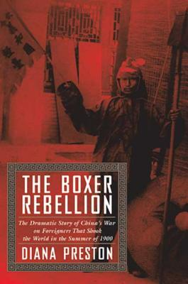 The Boxer Rebellion Cover