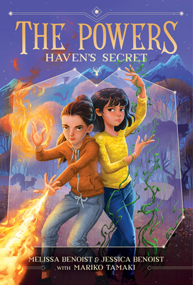 Cover for Haven's Secret (The Powers)