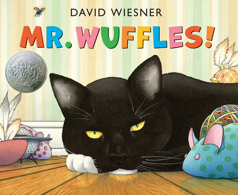 Mr. Wuffles! (Caldecott Medal - Honors Winning Title(s)) Cover Image