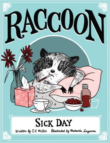 Cover for Raccoon Sick Day