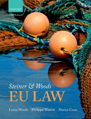 Steiner & Woods Eu Law Cover Image