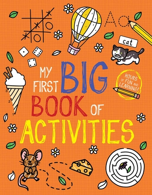 My First Big Book of Activities (My First Big Book of Coloring) Cover Image