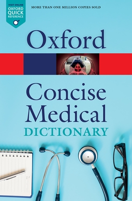 Concise Medical Dictionary (Oxford Quick Reference) Cover Image