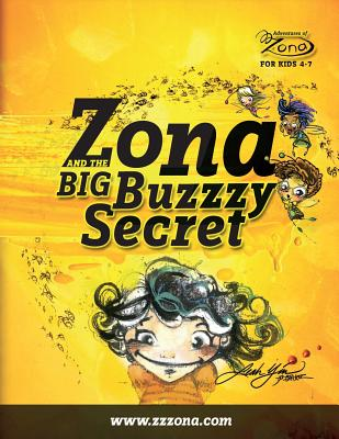 Zona and the Big Buzzy Secret Cover Image