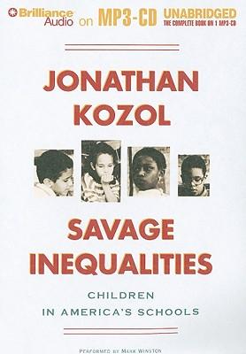Savage Inequalities Cover