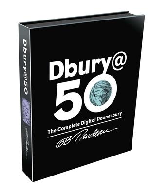 Dbury@50: The Complete Digital Doonesbury Cover Image
