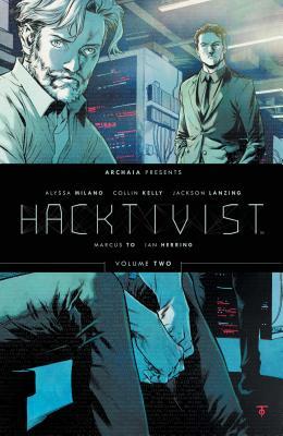 Cover for Hacktivist Vol. 2, 2