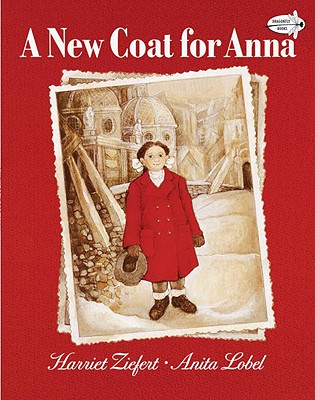 A New Coat for Anna Cover