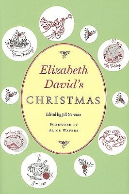 Elizabeth David's Christmas Cover