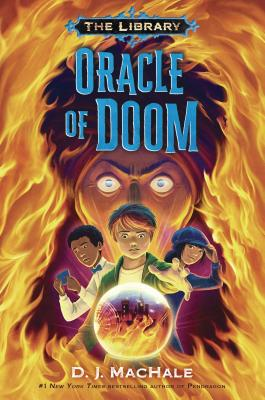 Cover for Oracle of Doom (The Library Book 3)