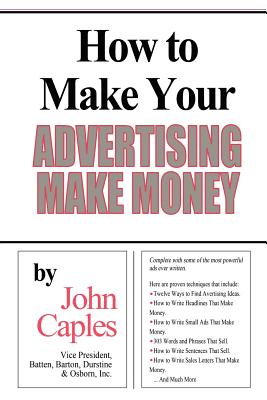 How to Make Your Advertising Make Money Cover Image