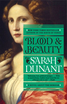 Blood and Beauty Cover