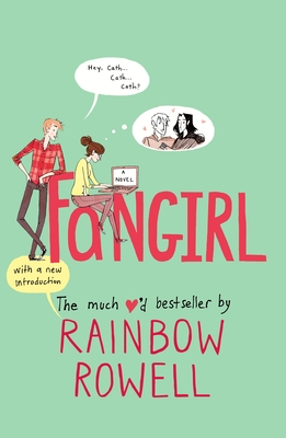 Fangirl: A Novel Cover Image