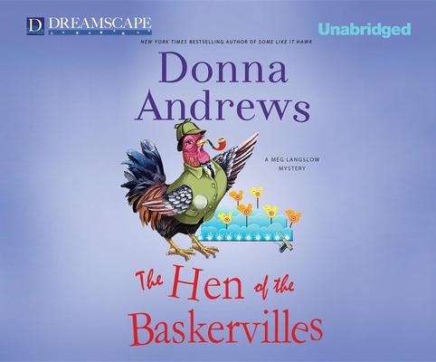 The Hen of the Baskervilles (Meg Langslow Mysteries #15) Cover Image