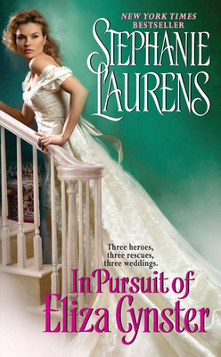 In Pursuit of Eliza Cynster Cover