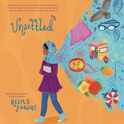 Unsettled Cover Image