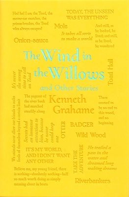 The Wind in the Willows and Other Stories (Word Cloud Classics) Cover Image