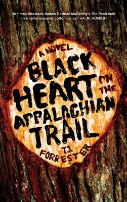 Black Heart on the Appalachian Trail Cover