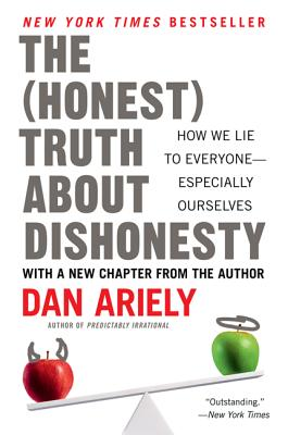 The Honest Truth about Dishonesty Cover