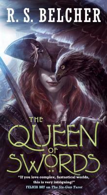 The Queen of Swords (Golgotha #3) Cover Image