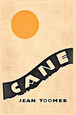 Cane: by Jean Toomer Book Novel Cover Image