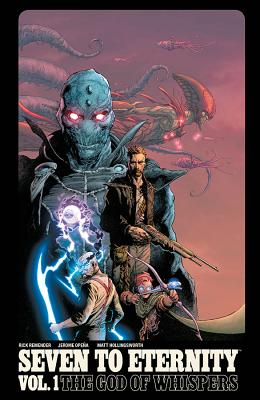 Seven to Eternity Volume 1 Cover Image