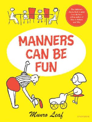 Manners Can Be Fun Cover
