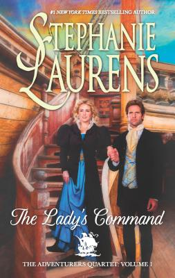 The Lady's Command (Adventurers Quartet #1) Cover Image