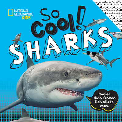 Cover for So Cool! Sharks (So Cool/So Cute)