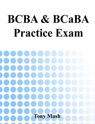 Bcba and Bcaba Practice Exam Cover Image