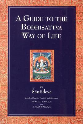 A Guide to the Bodhisattva Way of Life Cover
