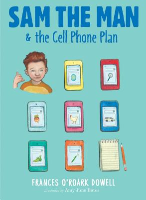 Cover for Sam the Man & the Cell Phone Plan