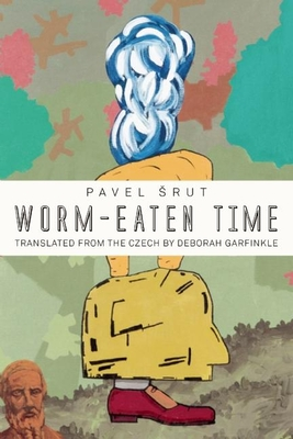 Cover for Worm-Eaten Time