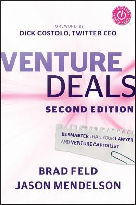 Venture Deals Cover