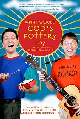 What Would God's Pottery Do? Cover