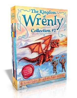 Cover for The Kingdom of Wrenly Collection #2