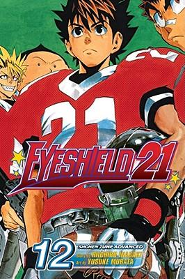 Eyeshield 21, Vol. 12, 12 Cover Image