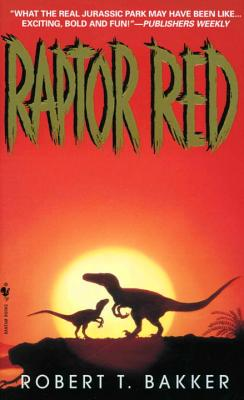 Raptor Red: A Novel Cover Image