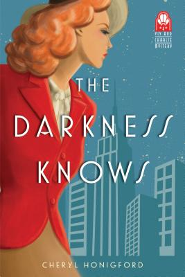 The Darkness Knows (VIV and Charlie Mystery) cover