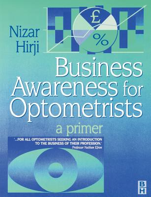 Business Awareness for Optometrist: A Primer Cover Image