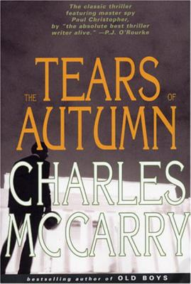 Tears of Autumn Cover