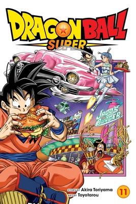 Dragon Ball Super, Vol. 11 cover image