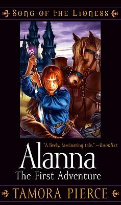 Cover for Alanna