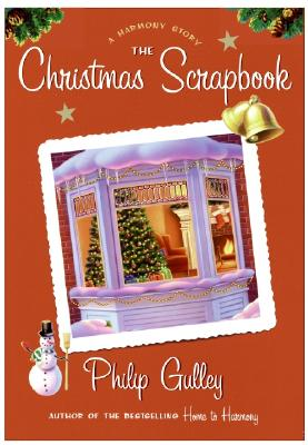 The Christmas Scrapbook Cover